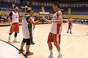 Diego Flaccadori<br /> Nazionale Italiana Maschile Senior - Allenamento con i ragazzi di Special Olympics<br /> FIP 2017<br /> Torino, 21/11/2017<br /> Foto M.Ceretti / Ciamillo-Castoria
