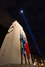 2014-08-04 WW1 centenary commemoration - Cenotaph and Downing Street