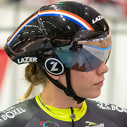28-12-2019: Wielrennen: NK Baan: Alkmaar <br />Shanne Braspennicx