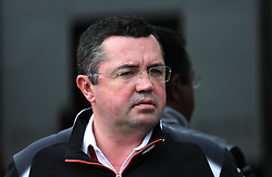 File photo dated 10-07-2016 of McLaren's Eric Boullier