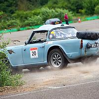Car 20 Tony Sheach / Rachel Wakefield