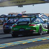 Porsche Carrera Cup Round 7 - Le Mans