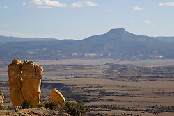 The spectacular sights of Abiquiu, New Mexico