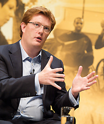 Danny Alexander MP and Chief Secretary to the Treasury during a Q&A at the Liberal Democrats Annual Party Conference at The Brighton Centre, Brighton, Monday 24th September 2012, Photograph by Elliott Franks / i-Images
