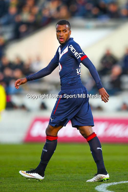 Isaac Kiese Thelin  - 01.02.2015 - Bordeaux / Guingamp - 23eme journee de Ligue 1 -<br /> Photo : Manuel Blondeau / Icon Sport