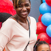 NLD/Amsterdam/20190814 - Premiere Angry Birds 2, Edsilia Rombley
