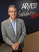 Craig Rivaldo, CEO Arvest Bank, Downtown Bentonville 06_30_2014