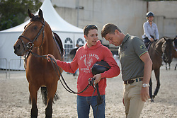 Dubbeldam Jeroen, (NED)<br /> Furusiyya FEI Nations Cup Jumping Final - Barcelona 2015<br /> © Dirk Caremans<br /> 23/09/15