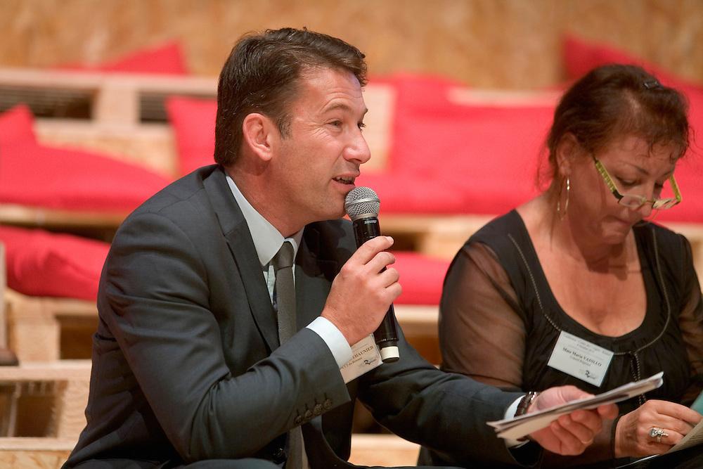 Emmanuel THONIER - President CCI Rennes-Bretagne