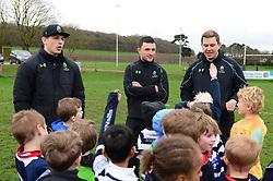 - Mandatory by-line: Dougie Allward/JMP - 19/03/2017 - Rugby - Stourbridge RFC - Stourbridge, England - Worcester Warriors Community Rugby