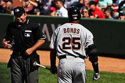 Barry Bonds, 2007.
