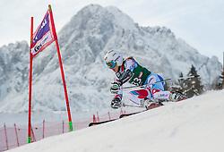 28.12.2013, Hochstein, Lienz, AUT, FIS Weltcup Ski Alpin, Lienz, Riesentorlauf, Damen, 1. Durchgang, im Bild Adeline Baud (FRA) // during the 1st run of ladies giant slalom Lienz FIS Ski Alpine World Cup at Hochstein in Lienz, Austria on 2013-12-28, EXPA Pictures © 2013 PhotoCredit: EXPA/ Michael Gruber
