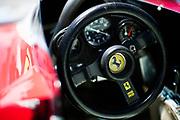 June 7-11, 2018: Canadian Grand Prix. Gilles Villeneuve's Ferrari F1 car