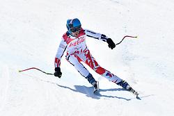 VAVERKA Tomas LW9-2 CZE competing in ParaSkiAlpin, Para Alpine Skiing, Super G at PyeongChang2018 Winter Paralympic Games, South Korea.