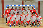 20141208 IHF Trophy Oceania - New Caledonia Team ( NOUVELLE CALEDONIE )