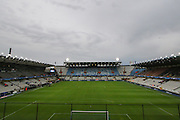 The Jan Breeder Stadium before the Champions League Qualifying Play-Off Round match between Club Brugge and Manchester United at the Jan Breydel Stadion, Brugge, Belguim on 26 August 2015. Photo by Phil Duncan.