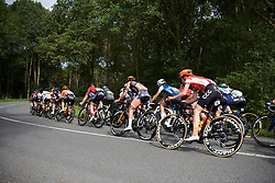 Riejanne Markus (NED) in the bunch at Boels Ladies Tour 2019 - Stage 5, a 154.8 km road race from Nijmegen to Arnhem, Netherlands on September 8, 2019. Photo by Sean Robinson/velofocus.com