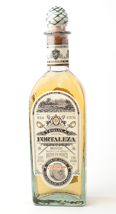 Fortaleza anejo -- Image originally appeared in the Tequila Matchmaker: http://tequilamatchmaker.com