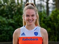 HOUTEN - Maartje Krekelaar.    selectie Nederlands damesteam voor Pro League wedstrijden.       COPYRIGHT KOEN SUYK