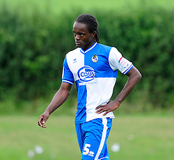 Bristol Rovers' U18s Trey Anderson  - Photo mandatory by-line: Dougie Allward/JMP - Tel: Mobile: 07966 386802 17/08/2013 - SPORT - FOOTBALL - Bristol Rovers Training Ground - Friends Life Sports Ground - Bristol - Academy - Under 18s - Youth - Bristol Rovers U18s V Bournemouth U18s