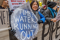 New York: NY urge Schumer to end Spectra Pipeline-15 arrests, 26 Oct. 2016