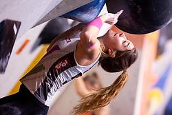 Farber Johanna of Austria during Qualifications of Adidas RockStars 2018, on September 21, 2018 in Porsche-Arena, Stuttgart, Germany. Photo by Urban Urbanc / Sportida