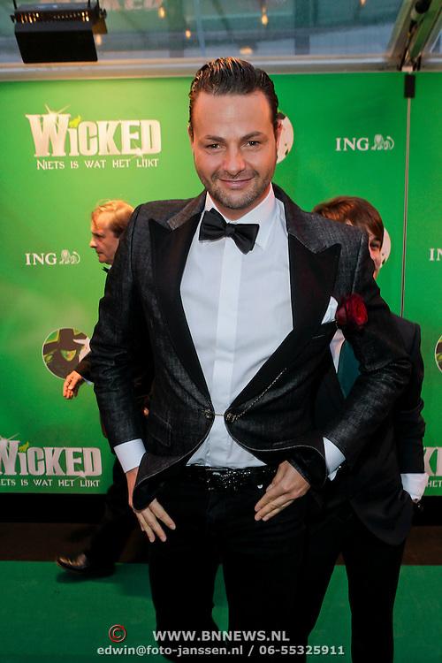 NLD/Scheveningen/20111106 - Premiere musical Wicked, Fred van Leer