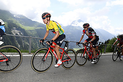 June 14, 2018 - Gommiswald, Suisse - GOMMISWALD, SWITZERLAND - JUNE 14 : PORTE Richie of BMC Racing Team  during stage 6 of the Tour de Suisse cycling race, a stage of 186 kms between Fiesch and Gommiswald on June 14, 2018 in Gommiswald, Switzerland, 14/06/2018 (Credit Image: © Panoramic via ZUMA Press)