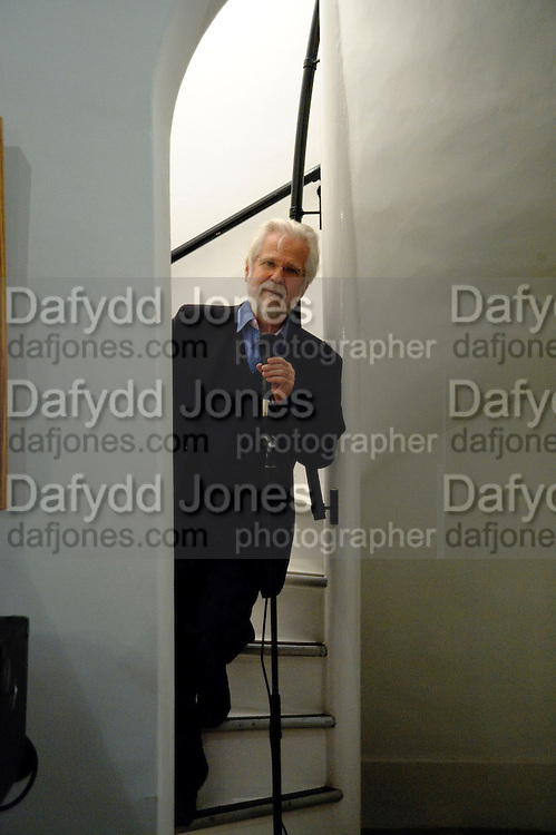 JAN HARLAN, Stanley Kubrick's Napoleon. The Greatet Movie Never Made. Book launch.  Published by Taschen. Launch held at Kubrick's family home Childwickbury House. Harpenden. 8 December 2009