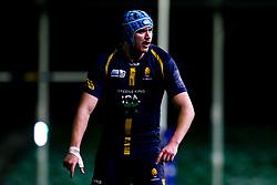 James Scott of Worcester Cavaliers - Mandatory by-line: Robbie Stephenson/JMP - 25/11/2019 - RUGBY - Sixways Stadium - Worcester, England - Worcester Cavaliers v Sale Jets - Premiership Rugby Shield