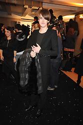 Gareth Pugh at the 2008 British Fashion Awards held at the Lawrence Hall, Westminster, London on 25th November 2008.