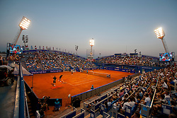 Stadion Stella Maris at 26. Konzum Croatia Open Umag 2015, on July 20, 2015, in Umag, Croatia. Ptoto by Urban Urbanc / Sportida