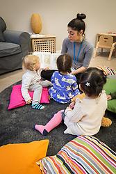 Little Engineers Day Nursery, Tottenham Hale, North London UK