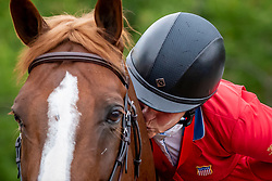 Madden Beezie, USA, Darry Lou<br /> Spruce Meadows Masters - Calgary 2019<br /> © Hippo Foto - Dirk Caremans<br />  08/09/2019