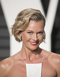 February 26, 2017 - Beverly Hills, California, U.S - Sarah Murdoch on the red carpet at the 2017 Vanity Fair Oscar Party held at the Wallis Annenberg Center in Beverly Hills, California, Sunday February 26, 2017. (Credit Image: © Prensa Internacional via ZUMA Wire)