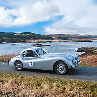 Car 9 Ian Fyfe / Delyse Fyfe Jaguar XK120 FHC