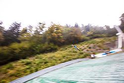National competition in Ski Jumping, 8th of October, 2016, Kranj,  Slovenia. Photo by Grega Valancic / Sportida