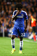 Picture by Daniel Chesterton/Focus Images Ltd +44 7966 018899<br /> 18/09/2013<br /> Willian of Chelsea during the UEFA Champions League match at Stamford Bridge, London.