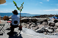 18/06/2014  A day off at the beach in Salthill Galway. Photo:Andrew Downes