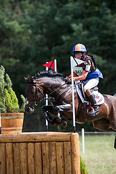 Driessen Levi (NED) - Knock Out<br /> European Championship Poney - Fontainebleau 2012<br /> &copy; Dirk Caremans