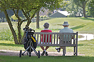 Seniors on the course