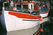 Fishing boats in Newfoundland