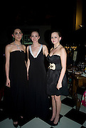 ALEX FAGAN, ALEX REES AND EMMA REES, The 2008 Berkeley Dress Show in aid of the Leonard Cheshire Disability ( India) . The Royal Hospital, Chelsea. London. 3 April 2008.  *** Local Caption *** -DO NOT ARCHIVE-© Copyright Photograph by Dafydd Jones. 248 Clapham Rd. London SW9 0PZ. Tel 0207 820 0771. www.dafjones.com.