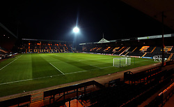 A general view of Meadow Lane, home of Notts County - Mandatory by-line: Robbie Stephenson/JMP - 03/11/2017 - FOOTBALL - Meadow Lane - Nottingham, England - Notts County v Bristol Rovers - Emirates FA Cup first round