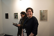 SIAN DAVIE; HANNAH WATSON, London Art Fair, Business Design Centre, Upper St. Islington. 19 January 2015