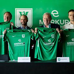 20180814: SLO, Football - Press conference of NK Olimpija Ljubljana