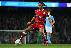 Bobby Reid of Bristol City - Mandatory by-line: Matt McNulty/JMP - 09/01/2018 - FOOTBALL - Etihad Stadium - Manchester, England - Manchester City v Bristol City - Carabao Cup Semi-Final First Leg