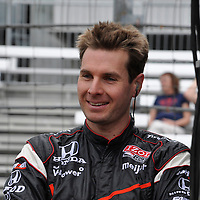 Will Power at Indycar May 2011 - Indianapolis
