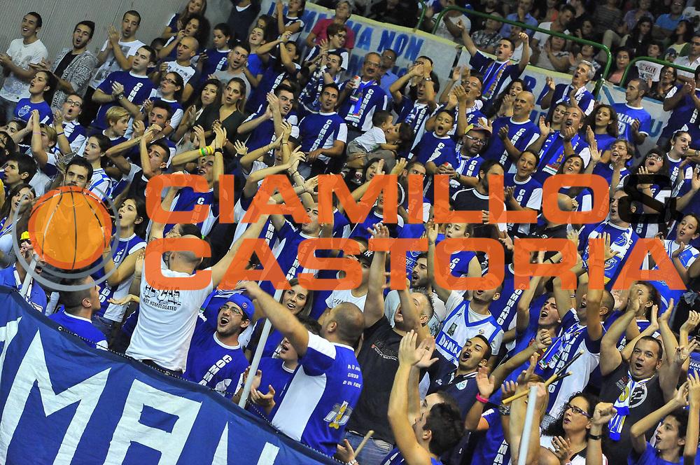 DESCRIZIONE : Campionato 2013/14 Dinamo Banco di Sardegna Sassari - Giorgio Tesi Group Pistoia<br /> GIOCATORE : Commando Ultr&agrave; Dinamo<br /> CATEGORIA : Pubblico<br /> SQUADRA : Dinamo Banco di Sardegna Sassari<br /> EVENTO : LegaBasket Serie A Beko 2013/2014<br /> GARA : Dinamo Banco di Sardegna Sassari - Giorgio Tesi Group Pistoia<br /> DATA : 27/10/2013<br /> SPORT : Pallacanestro <br /> AUTORE : Agenzia Ciamillo-Castoria / Luigi Canu<br /> Galleria : LegaBasket Serie A Beko 2013/2014<br /> Fotonotizia : Campionato 2013/14 Dinamo Banco di Sardegna Sassari - Giorgio Tesi Group Pistoia<br /> Predefinita :