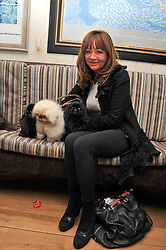 CAROLE LANGTON at The Dog's Trust Awards announcement held at George, 87-88 Mount Street, London on 27th March 2012.